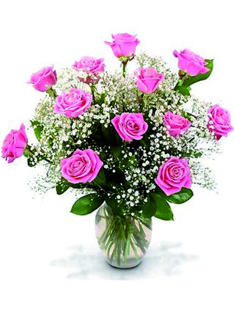 mazzo di 12 rose